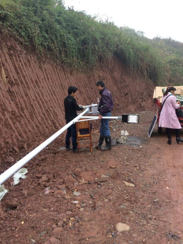 芜湖三山农村6米太阳能路灯多少钱当地厂家报价