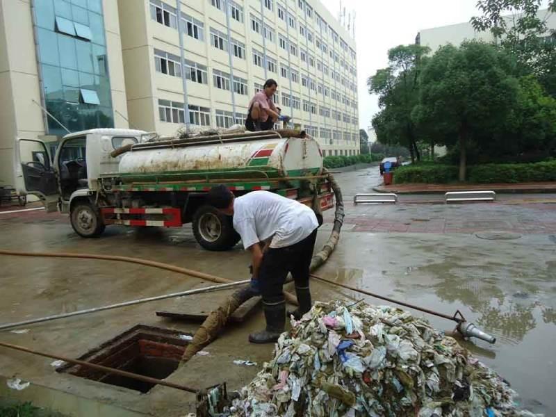 南京鼓楼泥浆清运公司有一流施工团队