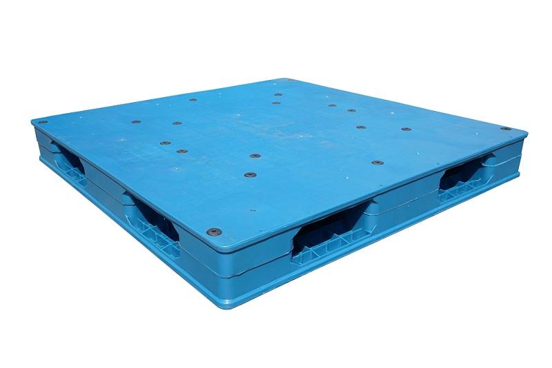 天津塑料托盘双面网格/价格
