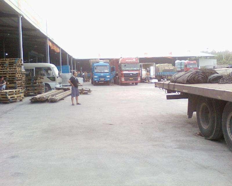 蚌埠到郭楞回程车 长途货车专线直达