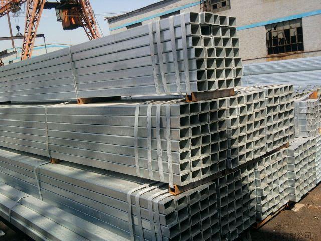 杭州热镀锌方管 Q345B方管—欢迎来电