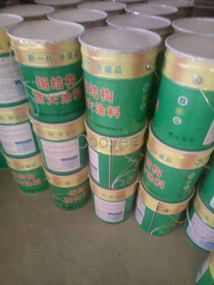 吉林省通化市防火涂料多少钱一吨