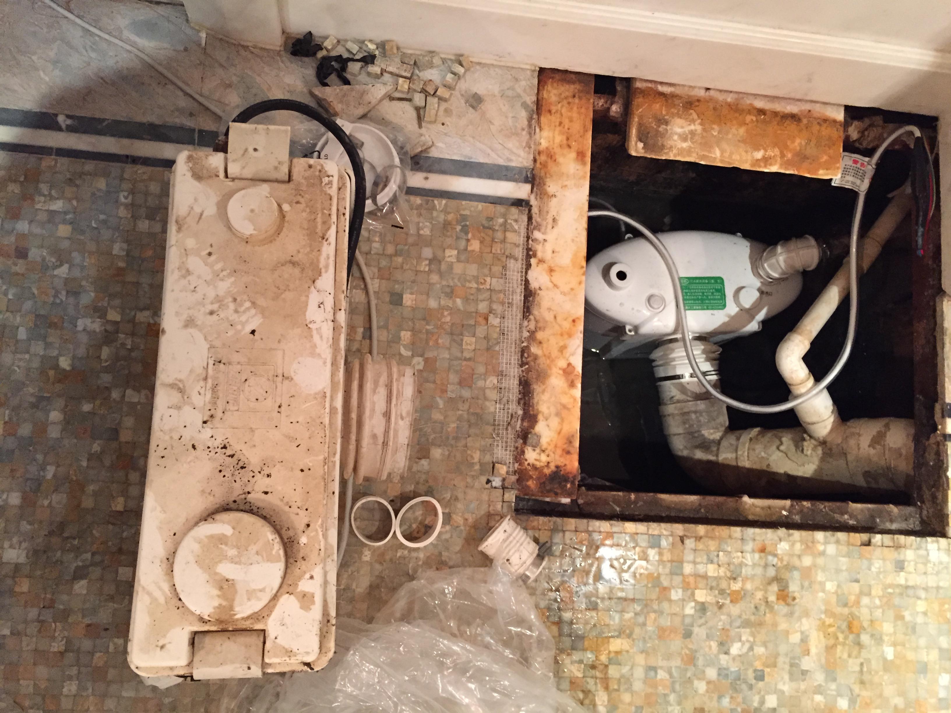石家庄裕华地下室污水提升器