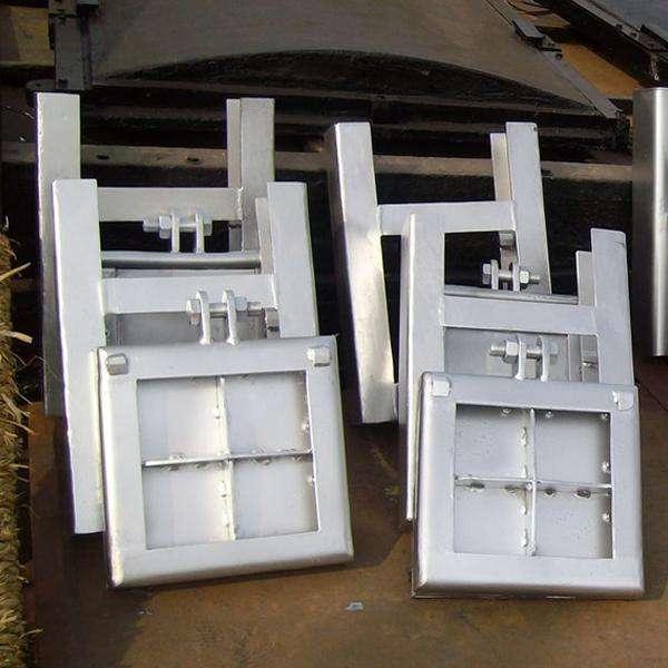 眉山钢制圆闸门 铸铁闸门厂家质量保证