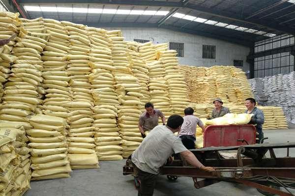 莱芜造纸厂污水废水处理用聚丙烯酰胺絮凝剂