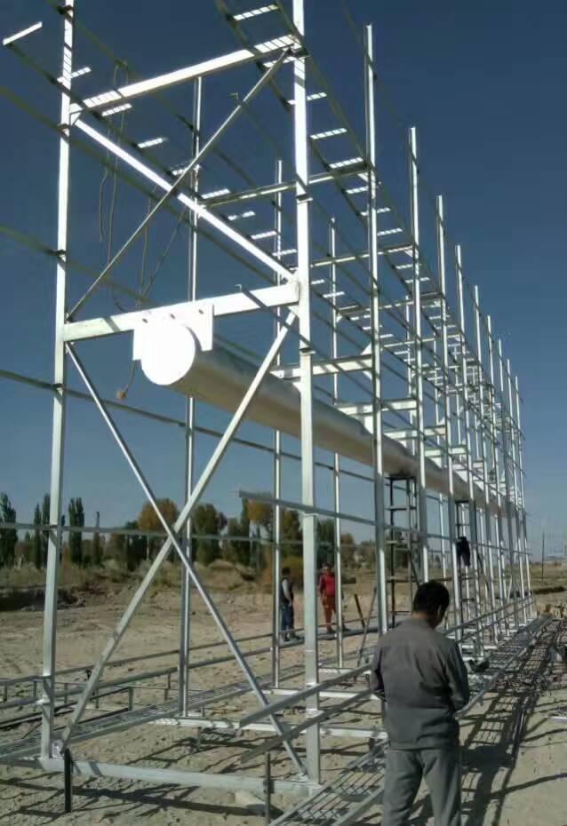 赤峰阿鲁科尔沁旗高炮制作公司--勘察