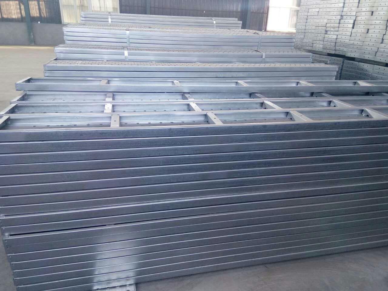 黑龙江大庆3米镀锌钢跳板规格型号