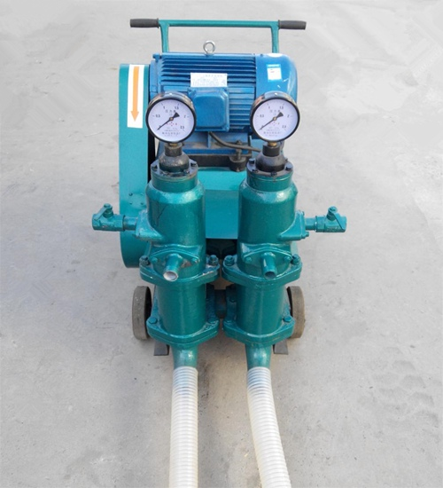 益阳双缸双液压浆机输送泵