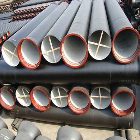 DN900K9级球墨铸铁管壁厚