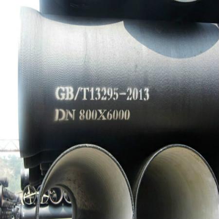 梅州排污用DN350球墨铸铁给水管
