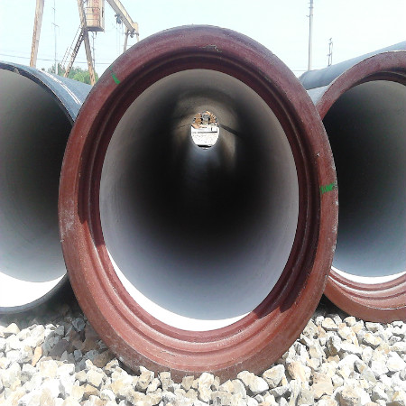 洛阳国标DN400球墨铸铁管