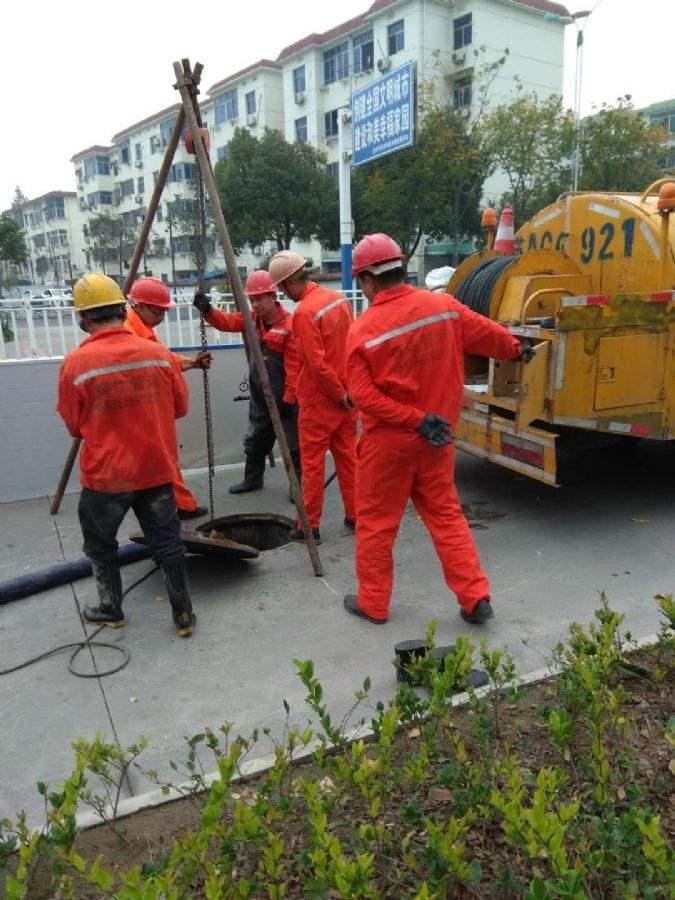 宁波市江北区庄桥街道抽粪车抽粪专业清理