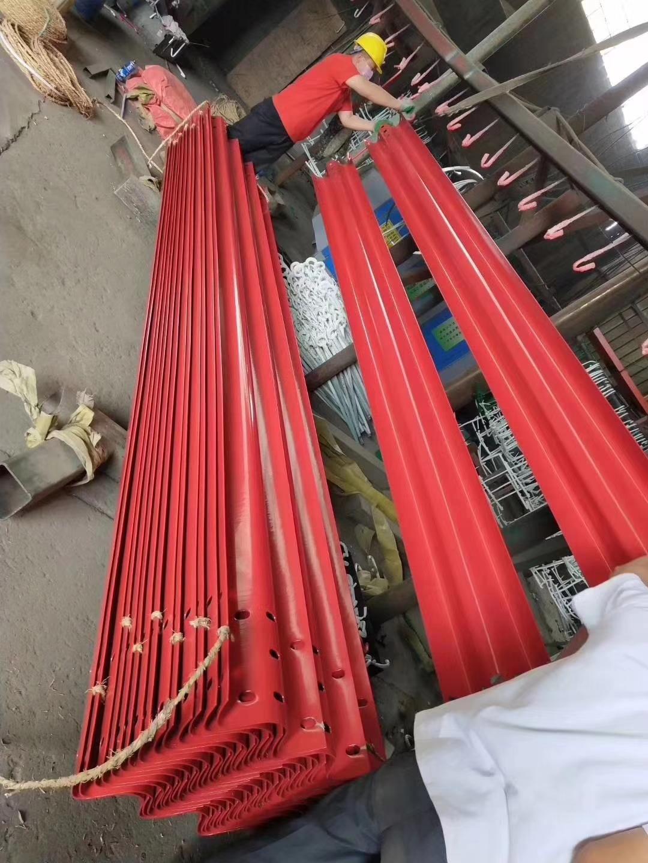鹰潭余江公路波形护栏板安装厂家