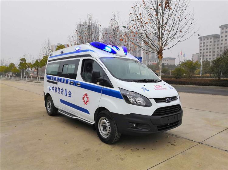 的豐田海獅自動擋救護車多少錢