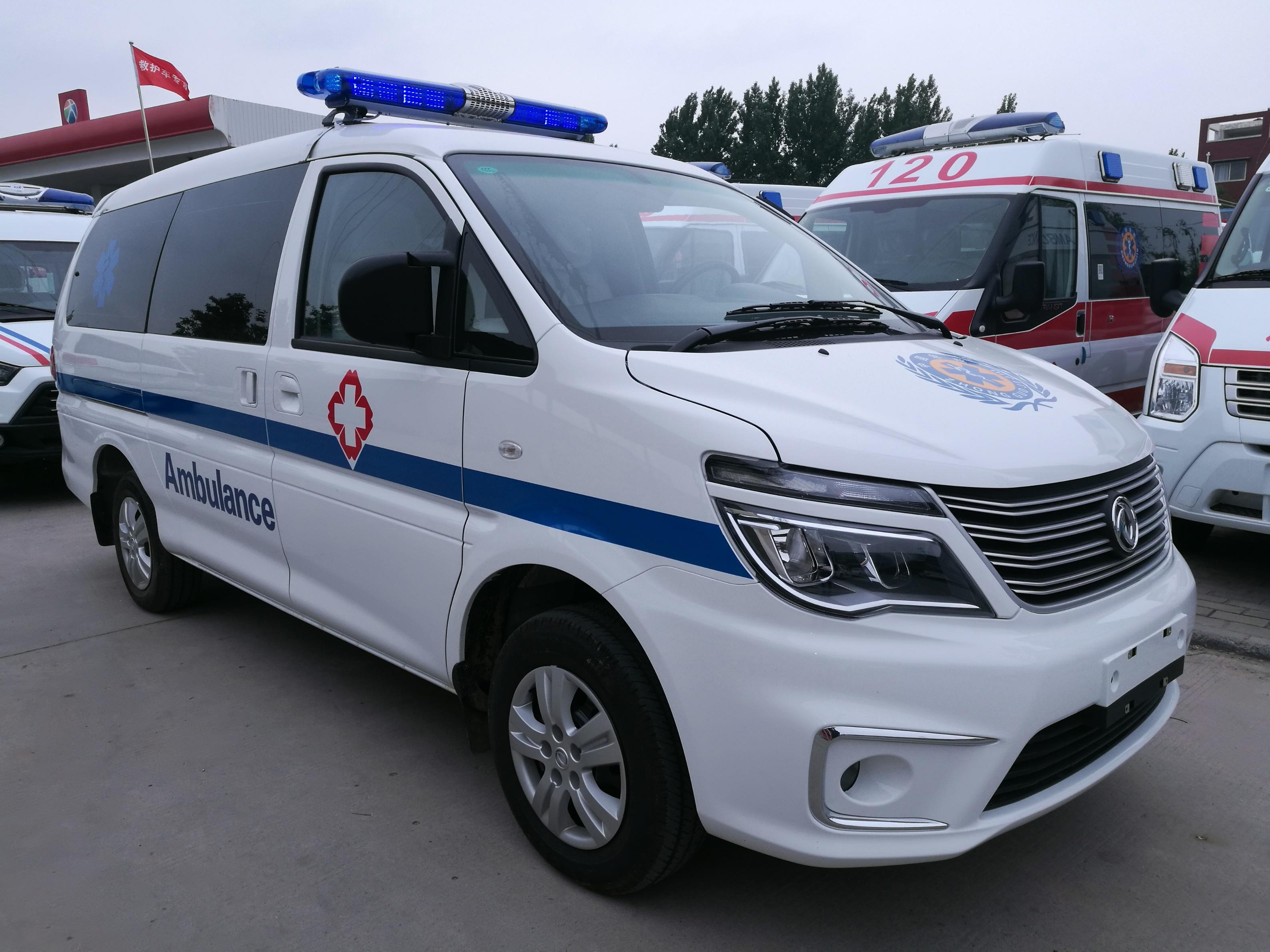 锦州厦门金龙救护车性能强劲