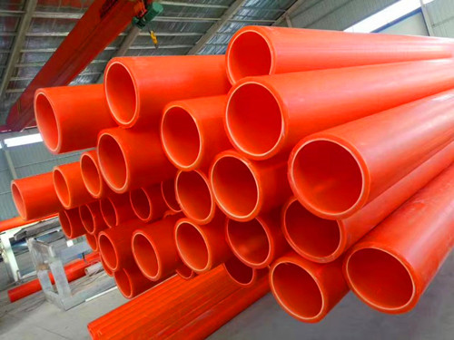 湖北省随州市MPP电缆保护管价格