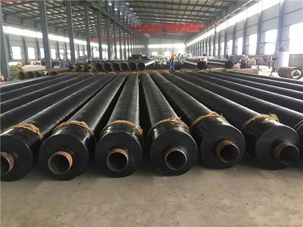 直埋式保温钢管厂家发货灵川
