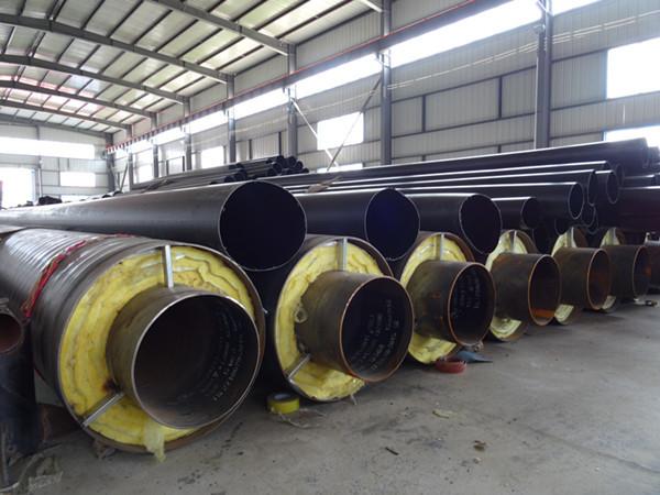钢套钢保温无缝钢管厂双清