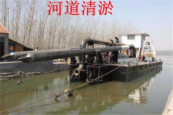 污泥脱水干化-滁州市清淤机械齐全--滁州市工程承接