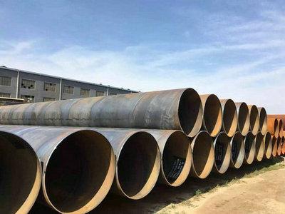 直径400*6螺旋焊接钢管规格