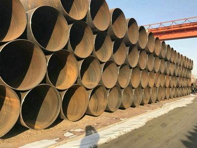 瀘定市政供水管線螺旋鋼管含稅米價