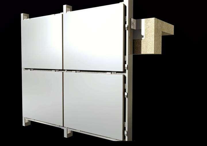 云南丽江铝单板外墙铝板厂家