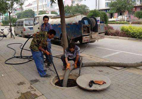 唐山唐海县污水管道清淤欢迎来电
