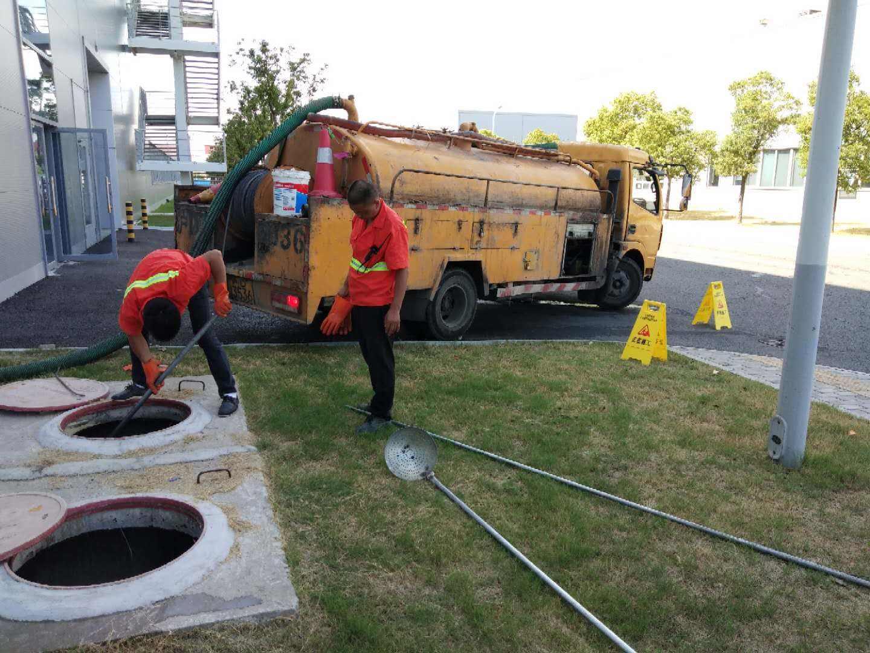 唐山迁安市清理方沟抽暗渠污水施工规范