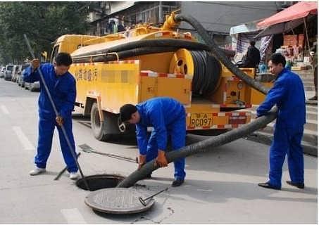 唐山市韩城高压水车清洗管道专业师傅2021