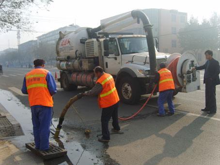 唐山市专业管道检测及工业污水池清淤