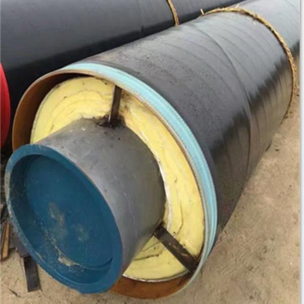 供热保温钢管DN80厂家供应