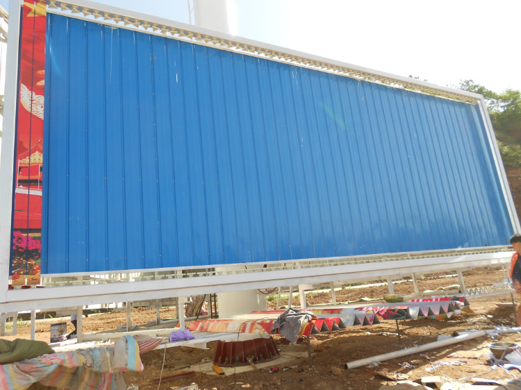 重庆云阳单立柱制作厂商--质量保证