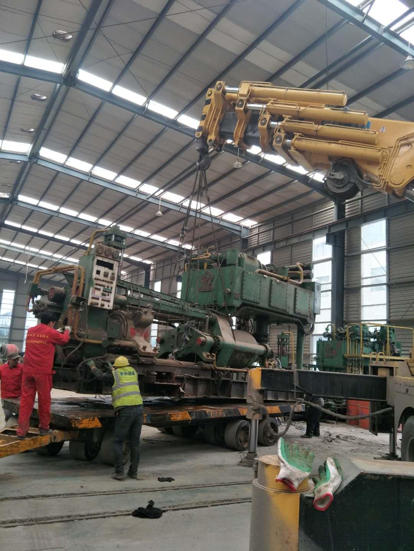 威海设备搬运公司-大型设备搬运怎么收费