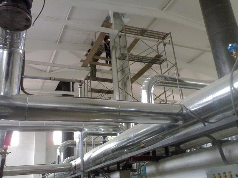 镇江聚氨酯保温施工|保温施工