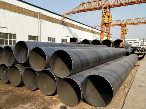 广元市防腐螺旋钢管生产厂家