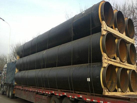 滨城耐高温钢套钢蒸汽保温钢管哪里有
