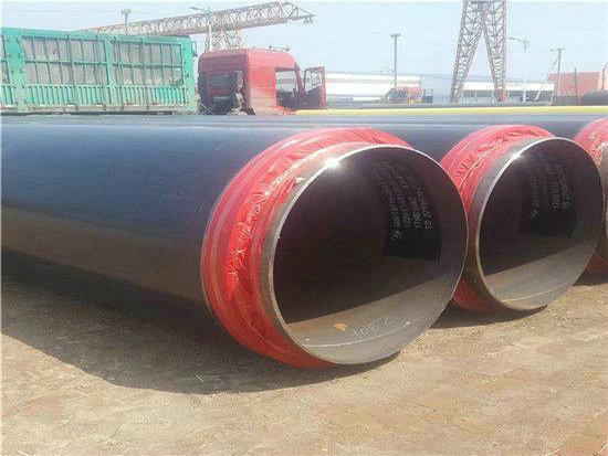 常德市预制直埋钢套钢蒸汽保温钢管一米多少钱