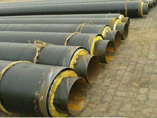 河南省安阳市150直埋发泡保温钢管在线咨询