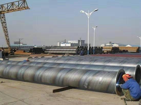 排污用防腐钢管哪里价格低:现货价格