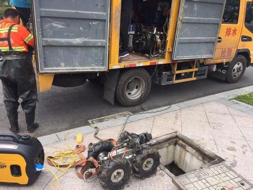 宗汉街道工业管道疏通专业清理