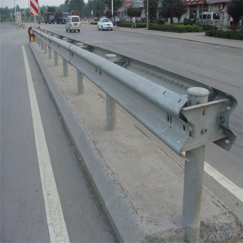 牡丹江市穆棱市波形护栏生产厂家波形梁钢护栏