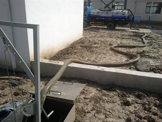 唐山南堡工业区抽污水清掏污水井工程质量优质