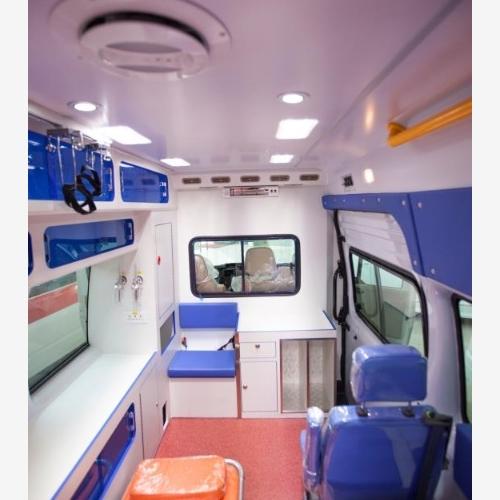 湖州东南得利卡救护车品牌