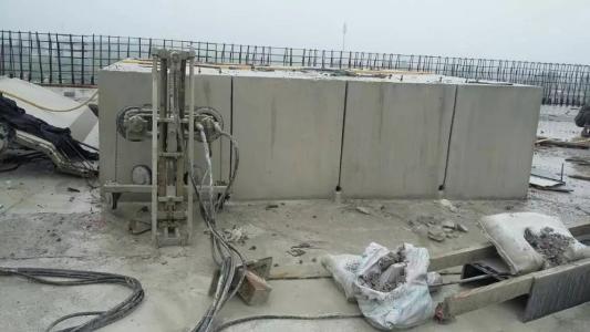 盖州混凝土建筑物切割拆除保证质量