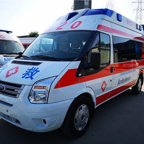 湖州五菱加长版救护车4s店