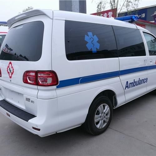 通化江铃柴油版救护车销售中心