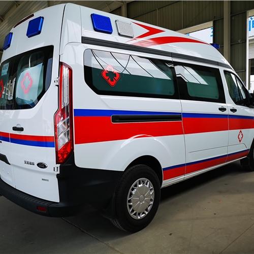 莱芜金杯阁瑞斯救护车销售中心