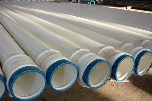 吉安永新涂塑钢管制造厂家