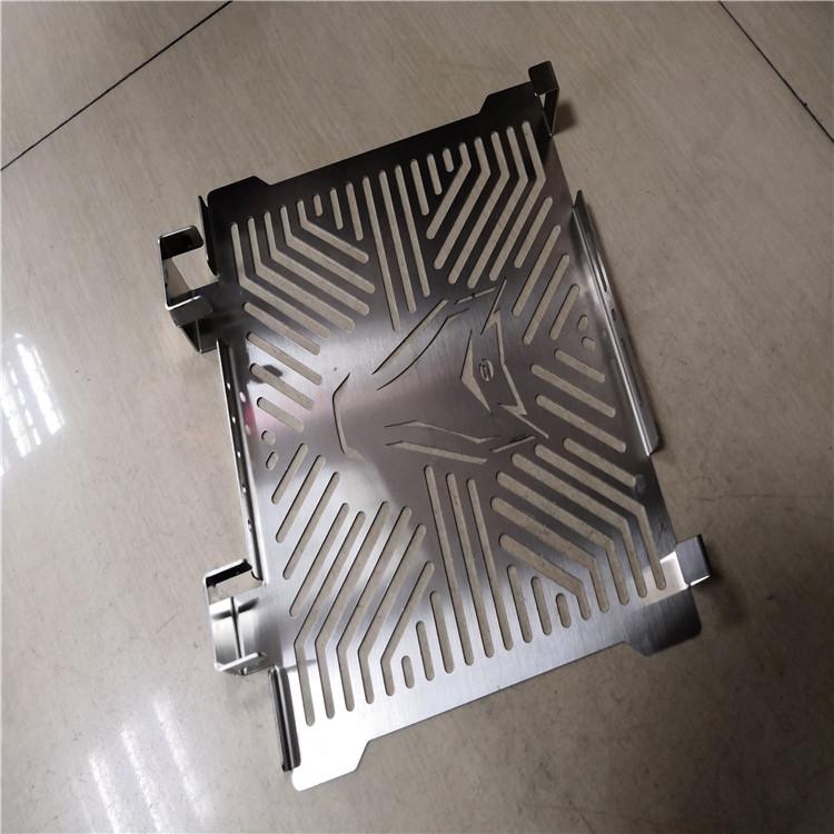 6061铝合金板激光切割加工生产厂家嘉荫