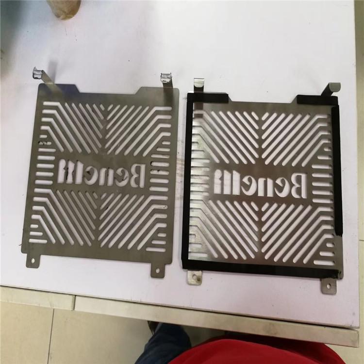 6061铝合金板氮气激光切割厂家南宁隆安